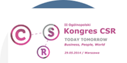 III Kongres CSR Today Tomorrow 2014